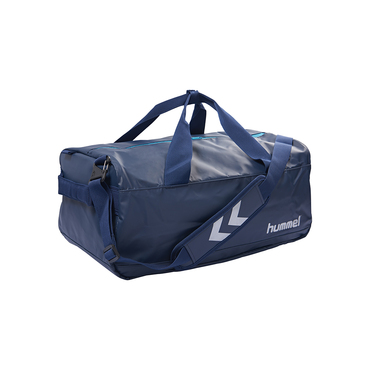TECH MOVE SPORTS BAG hummel, blau hummelonlineshop
