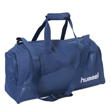 AUTHENTIC CHARGE SPORTS BAG hummel, blau hummelonlineshop